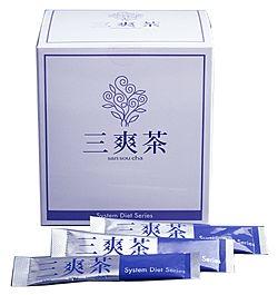三爽茶  【健康食品】